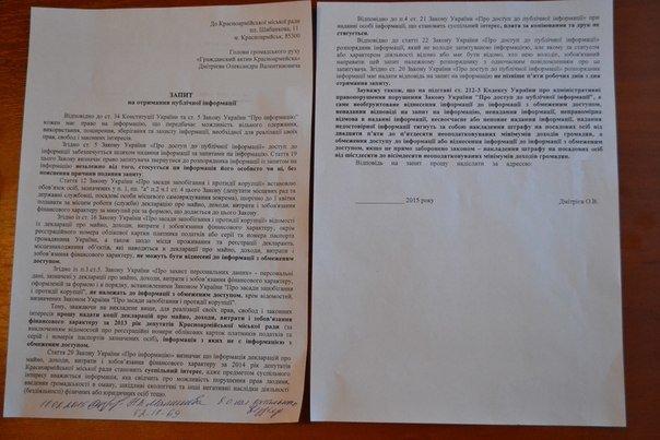 Гражданский актив Красноармейска продолжает мониторинг деятельности депутатов (фото) - фото 1