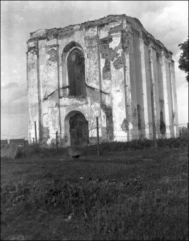В Полоцке за повреждение памятника XII века некого привлечь к ответственности (фото) - фото 2