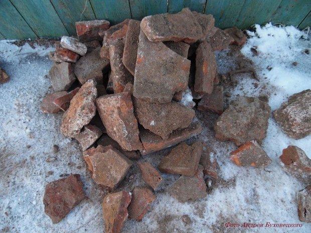 В Полоцке за повреждение памятника XII века некого привлечь к ответственности (фото) - фото 1