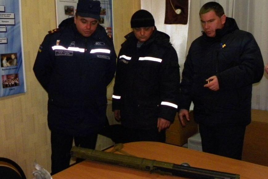 Школу в Черниговской области взорвал местный житель, привезший гранатометы из зоны АТО (фото) - фото 2