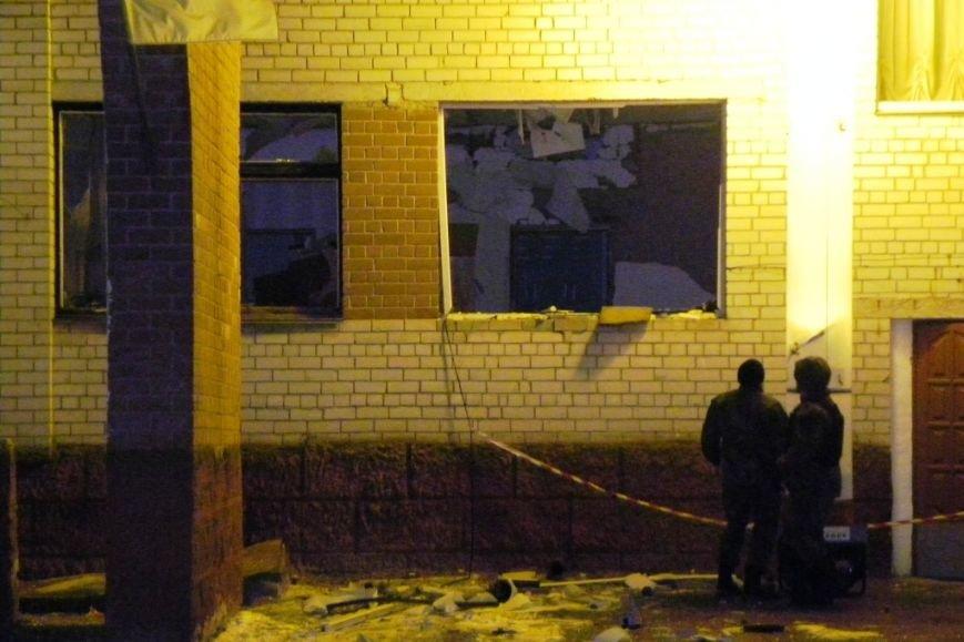 Школу в Черниговской области взорвал местный житель, привезший гранатометы из зоны АТО (фото) - фото 3