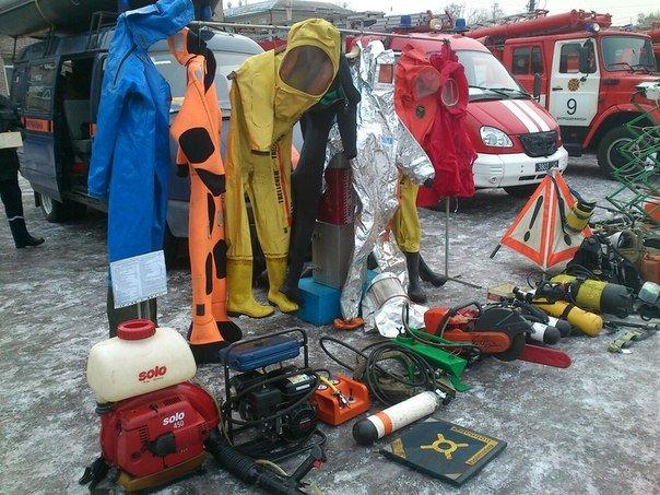 Днепродзержинск демонстрирует возможности по ликвидации чрезвычайных ситуаций (фото) - фото 2