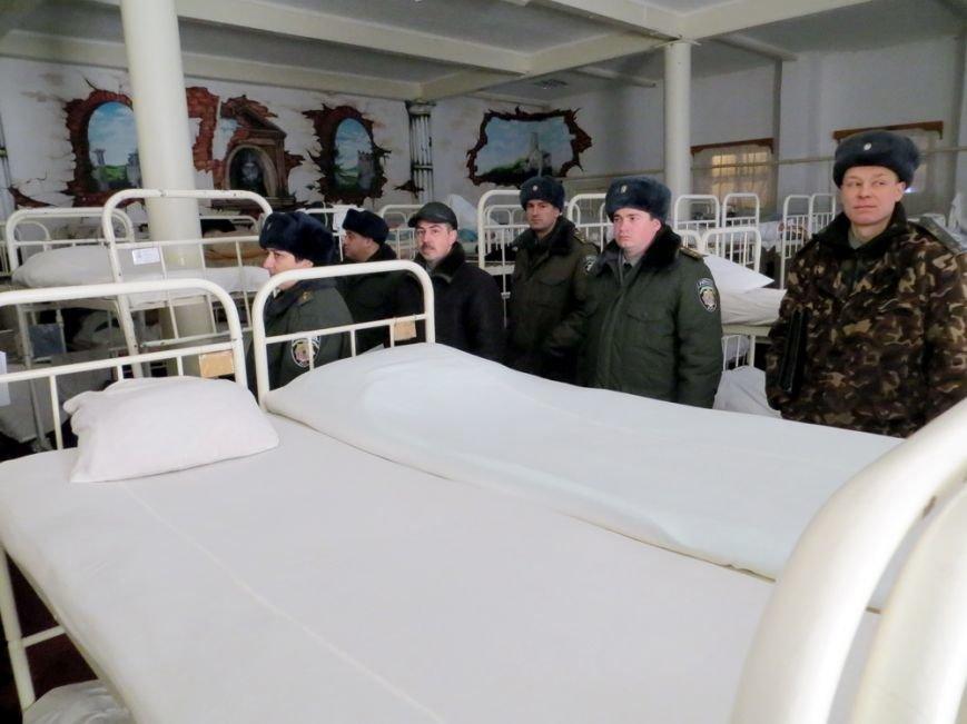Якість харчування засуджених на контролі управління ДПтС України в Житомирській області (фото) - фото 1