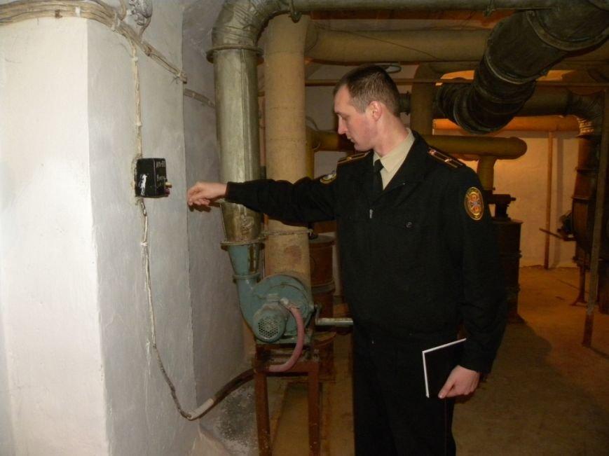 Проверка бомбоубежищ продолжается в Черниговской области (фото) - фото 1