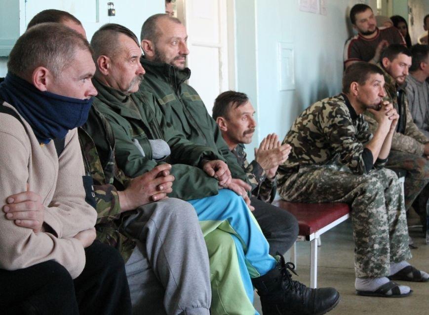 В Артемовске для военных в горбольнице №2 устроили концерт, фото-2