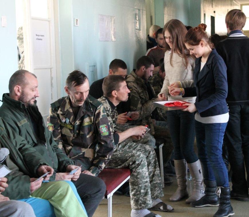 В Артемовске для военных в горбольнице №2 устроили концерт, фото-4