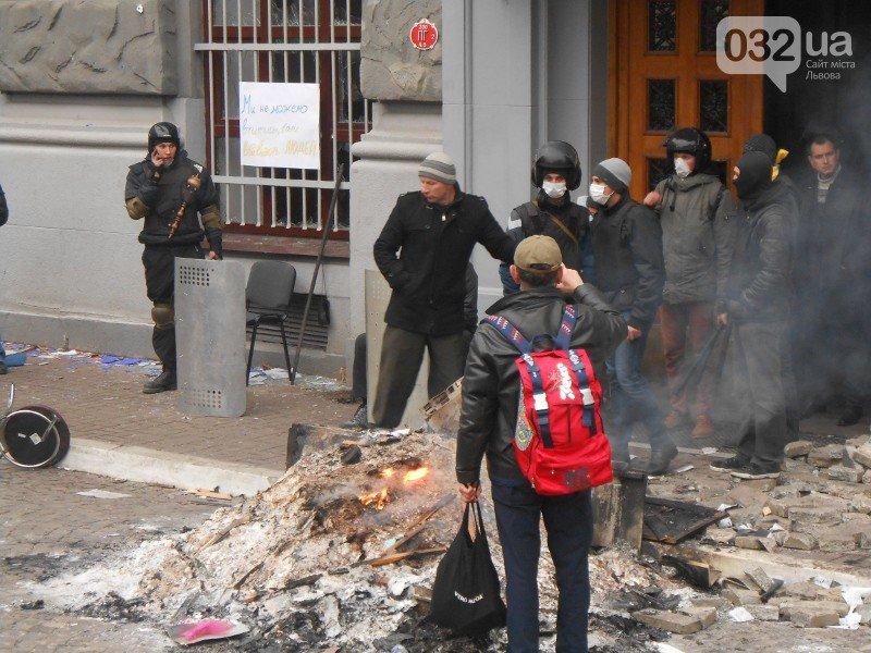 « Ніч Гніву » у Львові. Як це було (ФОТОРЕПОРТАЖ) (фото) - фото 1