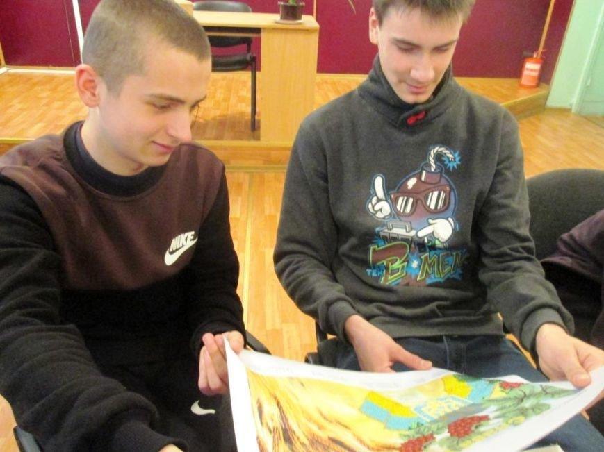 Подопечные уголовно-исполнительной инспекции посетили Кременчугскую воспитательную колонию (ФОТО), фото-3