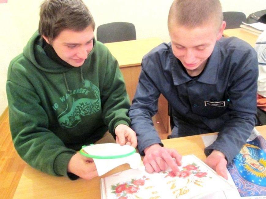 Подопечные уголовно-исполнительной инспекции посетили Кременчугскую воспитательную колонию (ФОТО), фото-5