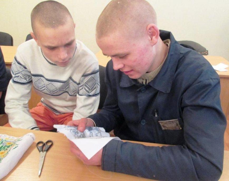 Подопечные уголовно-исполнительной инспекции посетили Кременчугскую воспитательную колонию (ФОТО), фото-4