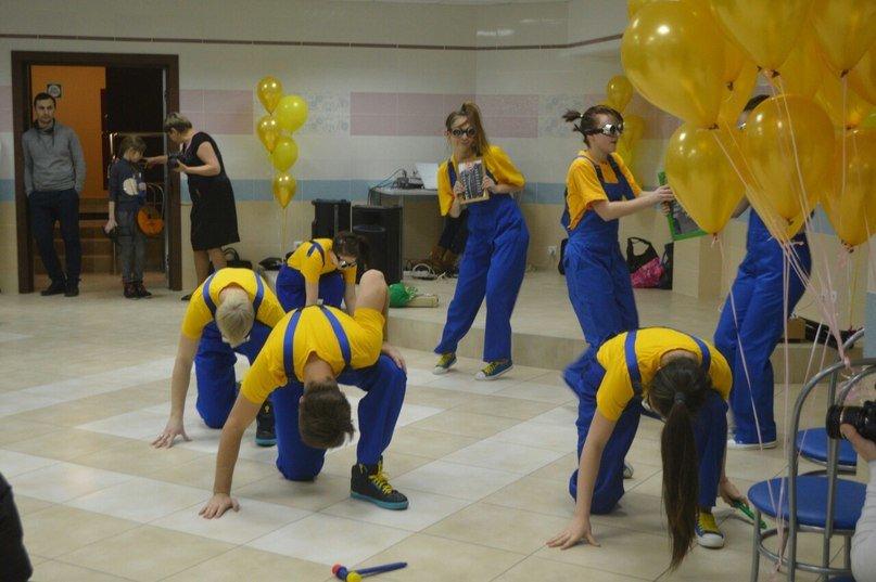 В день Доброты домодедовская молодёжь ТСМ «Северный» провела праздник для особенных детей (фото) - фото 1