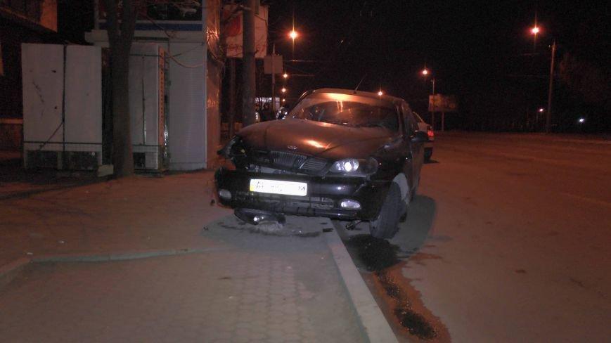 В Днепропетровске на «Победе» произошло ДТП (фото) - фото 3