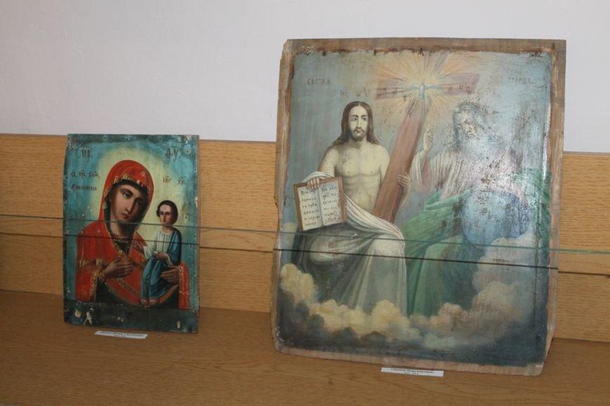В Артемовске презентовали выставку уникальных икон 18-19 века, фото-4