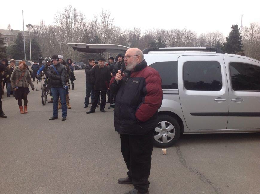 Одесситы под ОГА требуют наказать виновных в организации нападения 19 февраля (ФОТО, ВИДЕО) (фото) - фото 1
