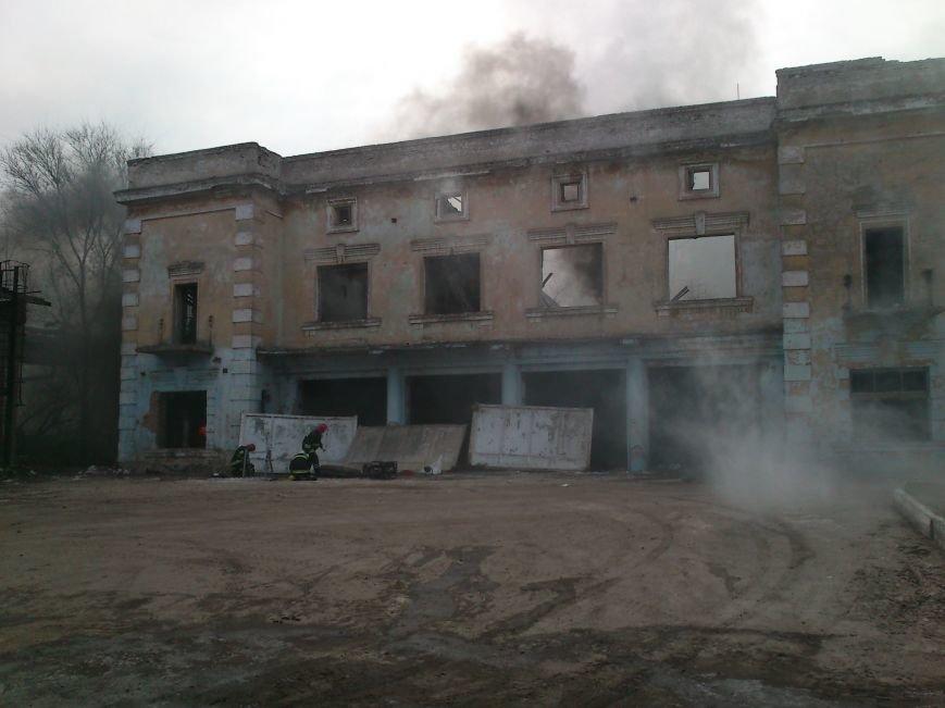 В Днепродзержинске ликвидировали последствия условного теракта и утечку опасных веществ, фото-17