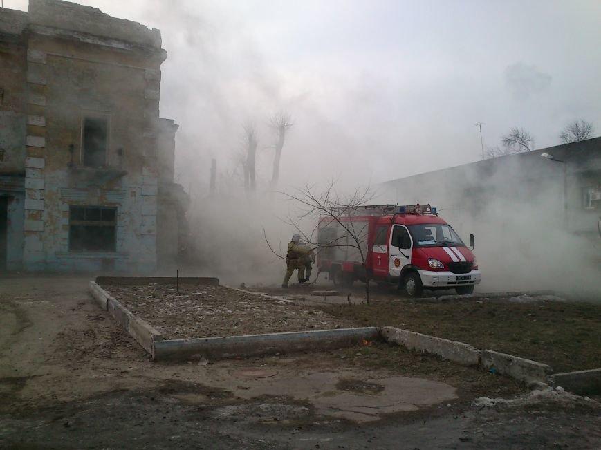 В Днепродзержинске ликвидировали последствия условного теракта и утечку опасных веществ, фото-18