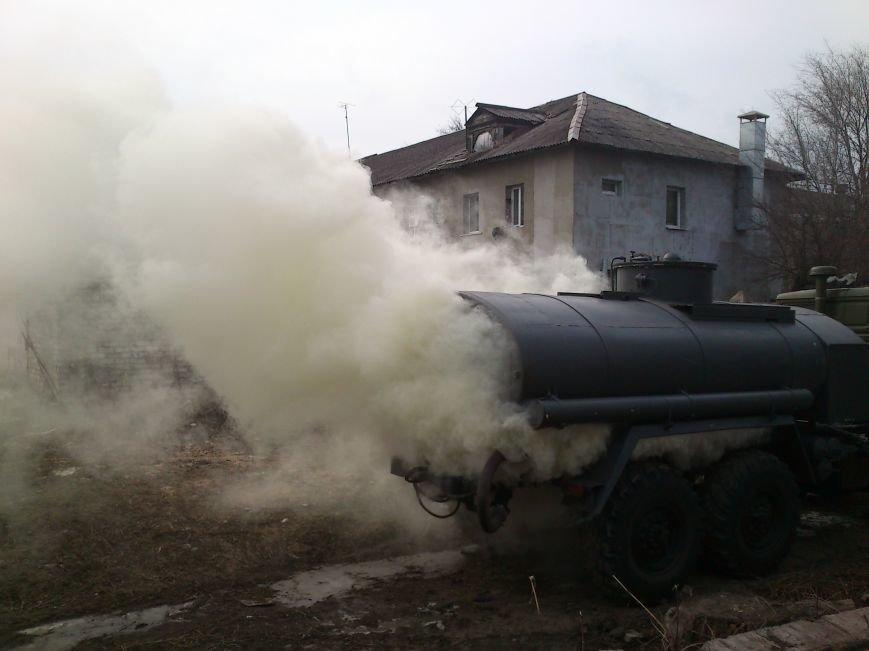 В Днепродзержинске ликвидировали последствия условного теракта и утечку опасных веществ, фото-15