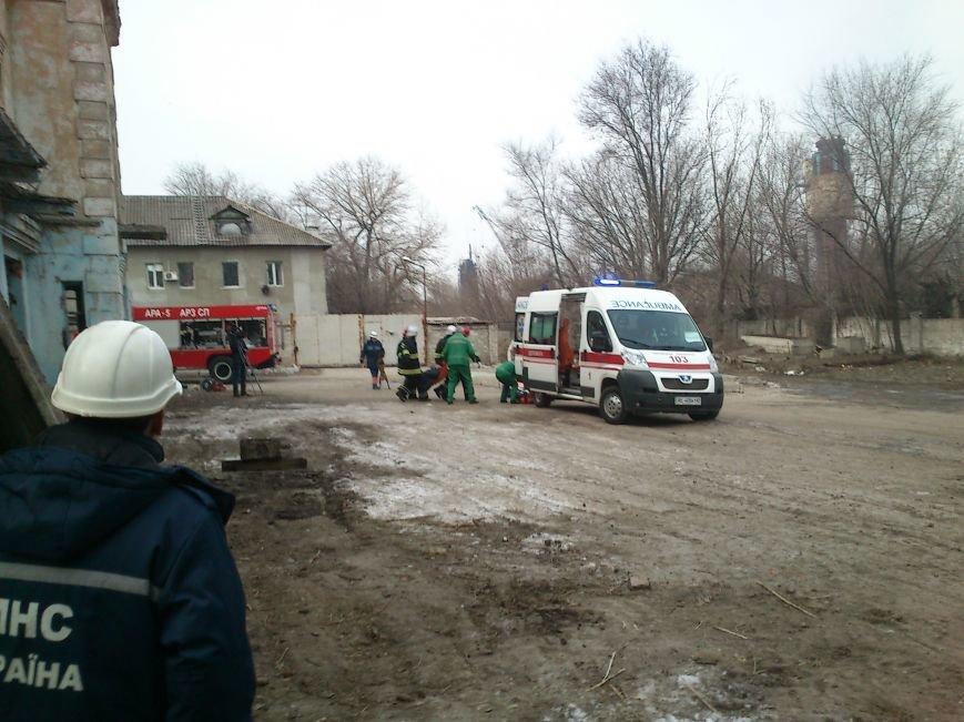 В Днепродзержинске ликвидировали последствия условного теракта и утечку опасных веществ, фото-12