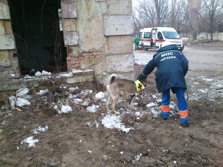 В Днепродзержинске ликвидировали последствия условного теракта и утечку опасных веществ, фото-11