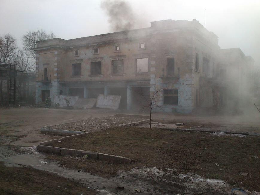 В Днепродзержинске ликвидировали последствия условного теракта и утечку опасных веществ, фото-16