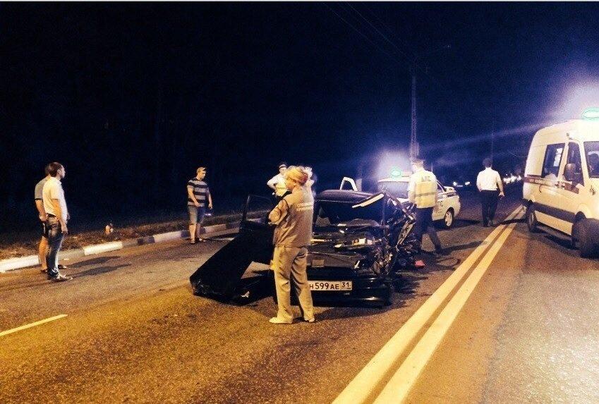 Друзья и родственники погибшего в аварии белгородца вышли на улицу, взывая к справедливости, фото-1