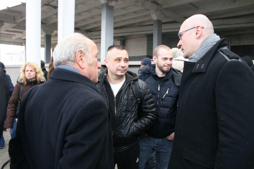 Из Днепропетровска на реабилитацию в Польшу отправилась группа украинских военных (фото) - фото 1