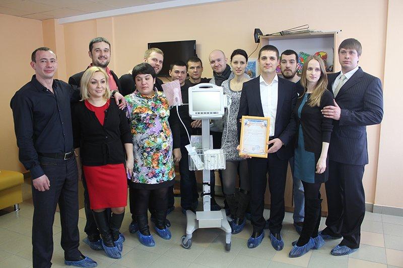 Белгородские волонтёры собрали средства на дорогостоящий аппарат для детской больницы, фото-2