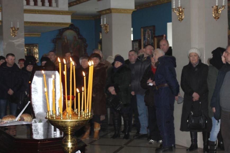 Сотни криворожан пришли проститься с Сергеем Галибиным (ФОТО), фото-5