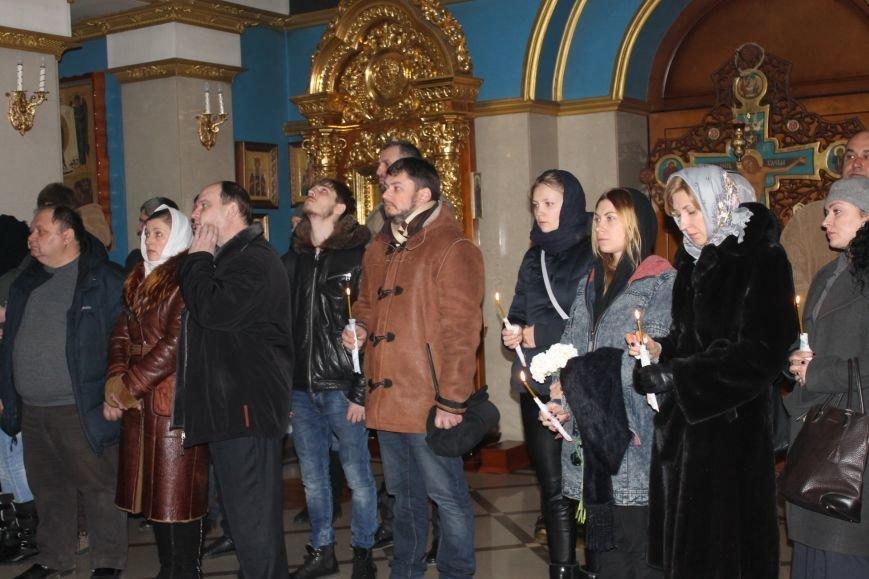 Сотни криворожан пришли проститься с Сергеем Галибиным (ФОТО), фото-3