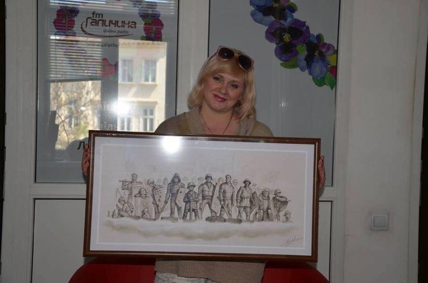 «FM Галичина»: 18,19, 20 лютого 2014 року - ми пам'ятаємо! (ФОТО), фото-1