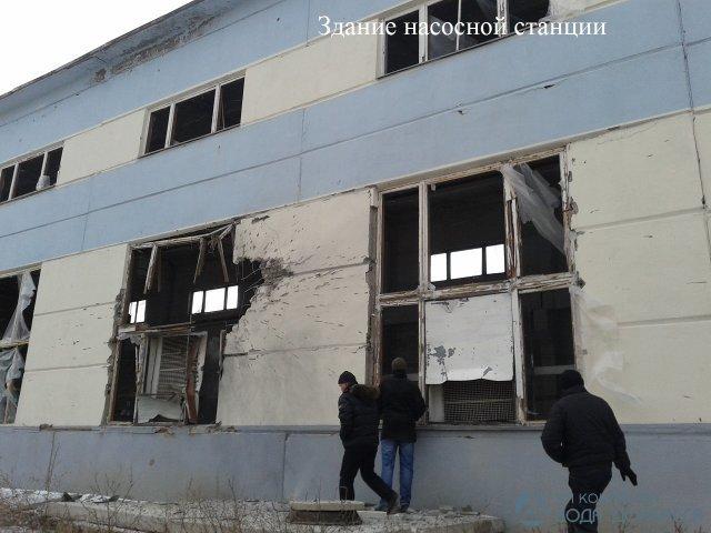 К чему привели многочисленные обстрелы Донецкой фильтровальной станции (фото), фото-3