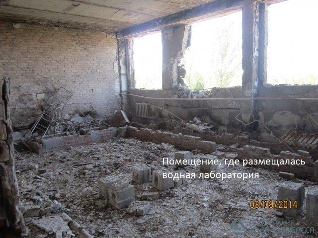 К чему привели многочисленные обстрелы Донецкой фильтровальной станции (фото), фото-2