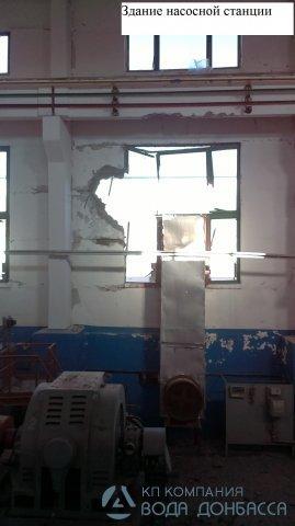 К чему привели многочисленные обстрелы Донецкой фильтровальной станции (фото), фото-4