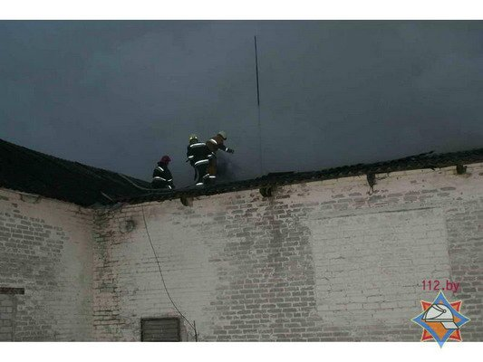 В Гродненском районе спасатели вытащили из огня 2 тыс. птиц (Фото), фото-2