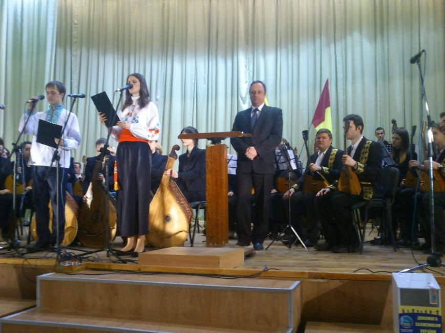 В Днепродзержинске состоялся благотворительный концерт «А рядом война», фото-1