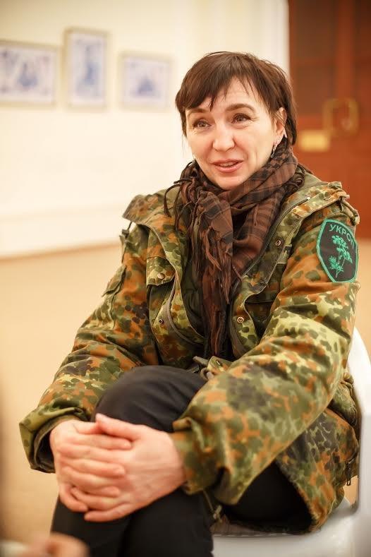 Воины добра. Галина Однорог (ФОТО), фото-4