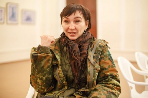 Воины добра. Галина Однорог (ФОТО), фото-1