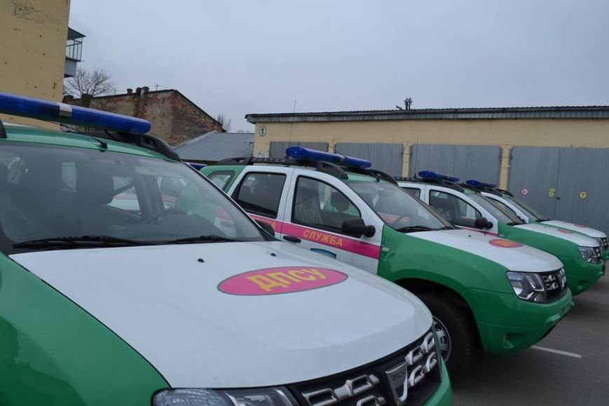 Відтепер львівські прикордонники патрулюватимуть кордон на новеньких квадрациклах (ФОТО), фото-1