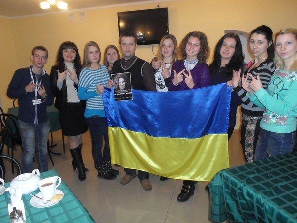 В Днепродзержинске состоялся вечер памяти лидера группы «Скрябин» Андрея Кузьменко (фото) - фото 1