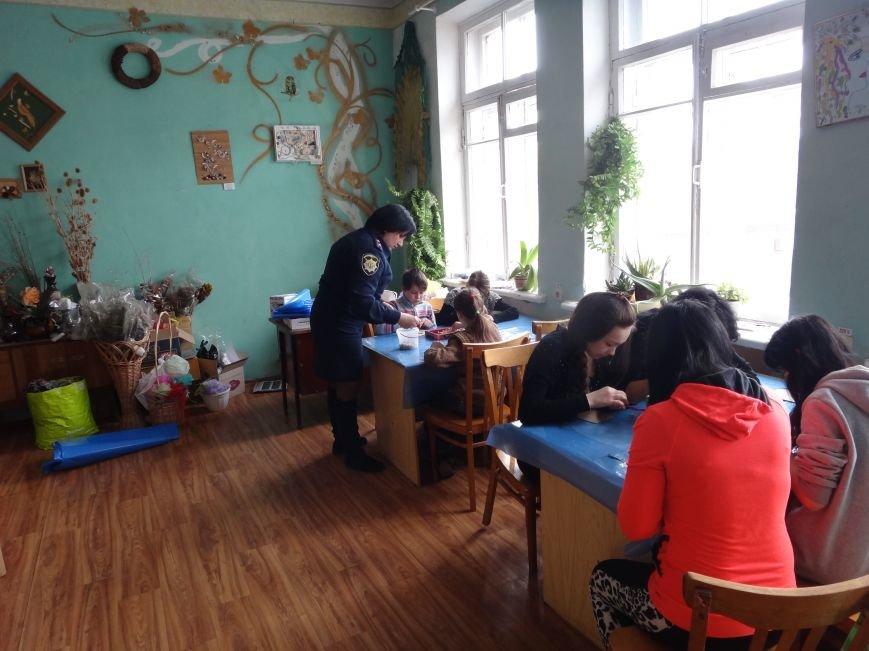 Славянск мастер-класс фото 1