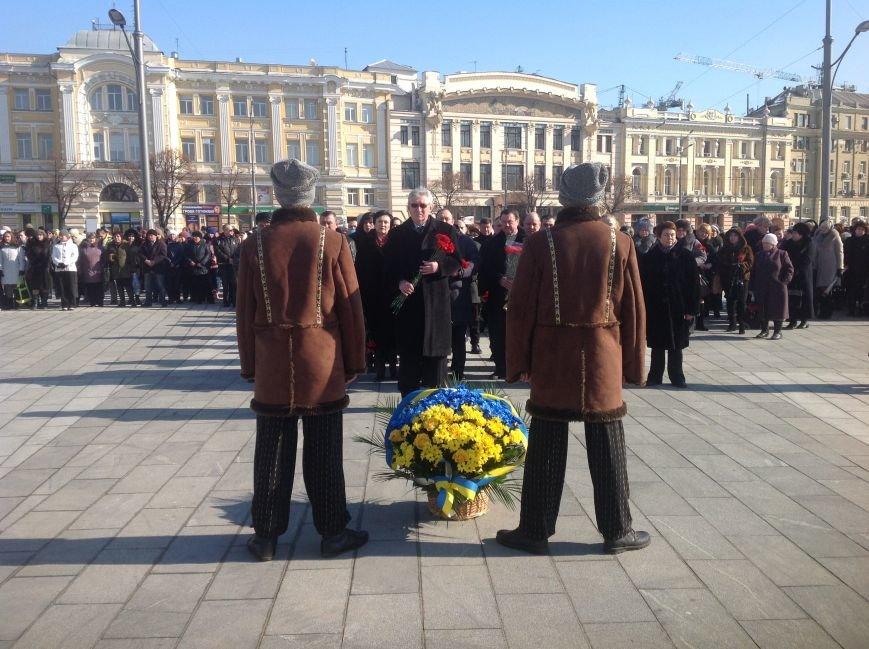 В Харькове почтили память Героев Небесной Сотни (ФОТО), фото-5