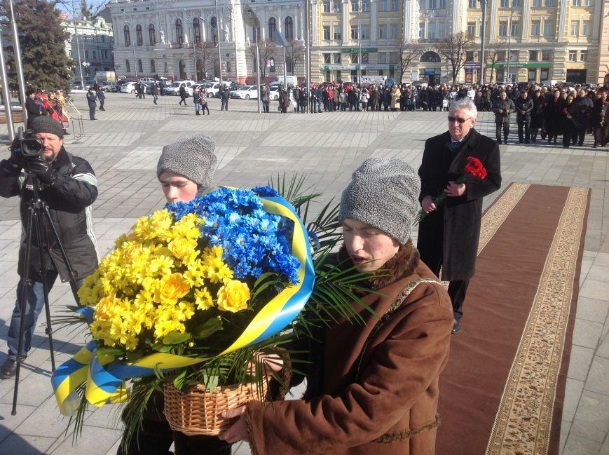 В Харькове почтили память Героев Небесной Сотни (ФОТО), фото-4