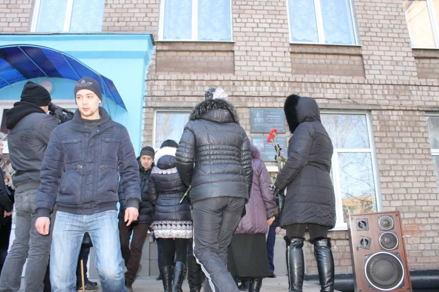 В Кривом Роге открыли мемориальную доску памяти десантника 25-й бригады Богдана Ватраля (ФОТО), фото-7
