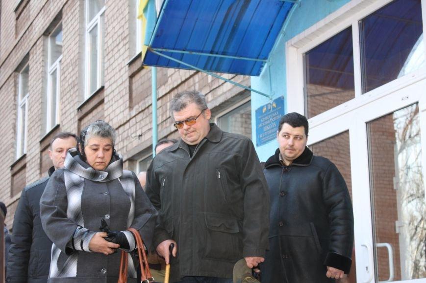 В Кривом Роге открыли мемориальную доску памяти десантника 25-й бригады Богдана Ватраля (ФОТО), фото-11