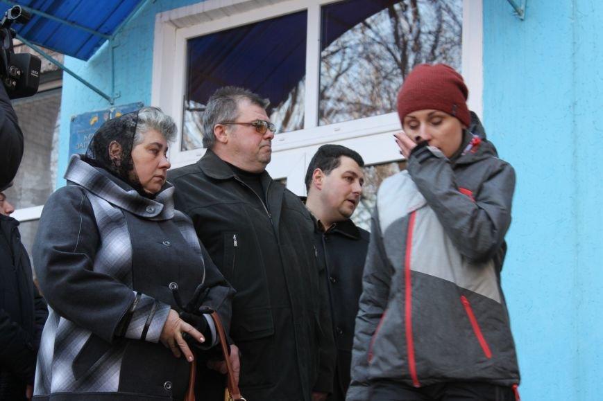 В Кривом Роге открыли мемориальную доску памяти десантника 25-й бригады Богдана Ватраля (ФОТО), фото-8