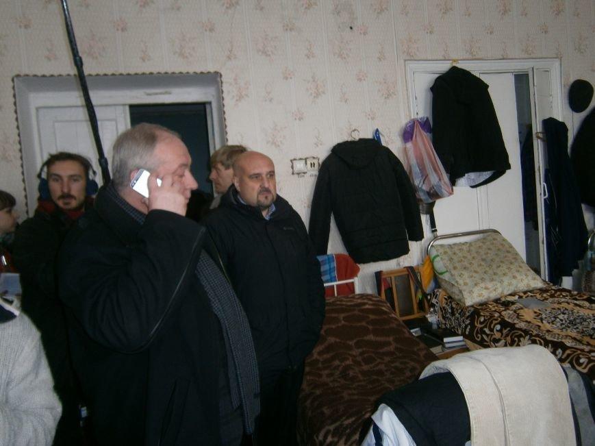 Губернатор области посетил центр размещения переселенцев в Добропольском районе (ФОТОРЕПОРТАЖ) (фото) - фото 21