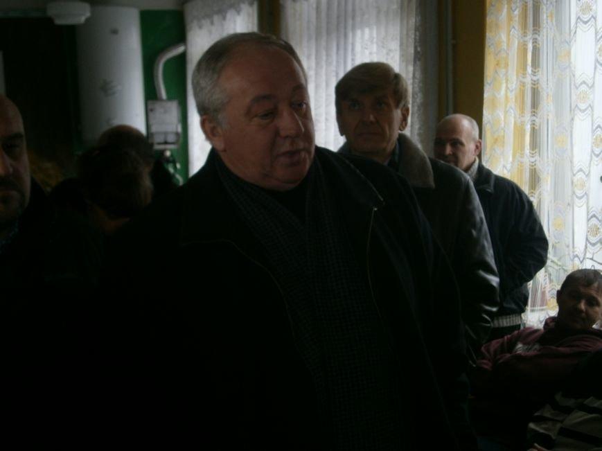 Губернатор области посетил центр размещения переселенцев в Добропольском районе (фото) - фото 14