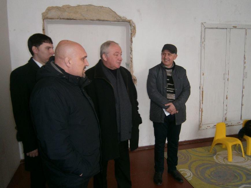 Губернатор области посетил центр размещения переселенцев в Добропольском районе (фото) - фото 21