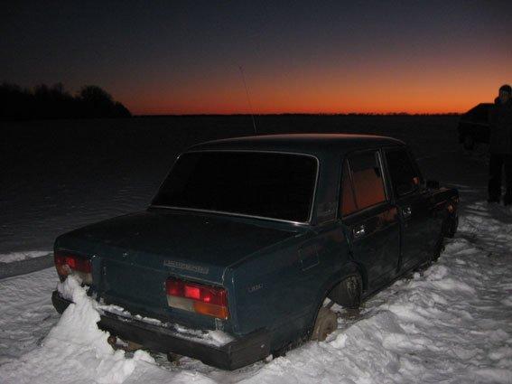 На Черниговщине милиционеры задержали банду автоугонщиков (фото) - фото 1