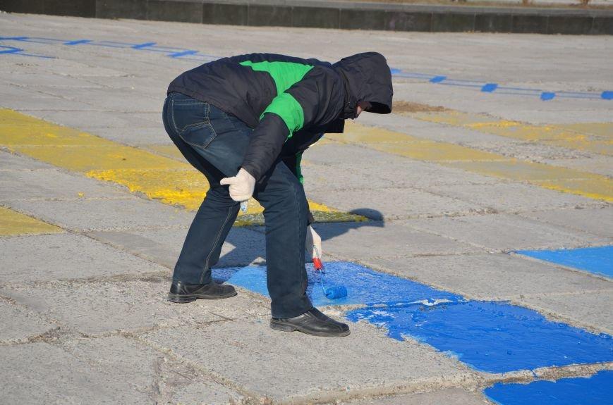 В Мариуполе устроили Майдан на площади павшего Ленина (ФОТО), фото-6